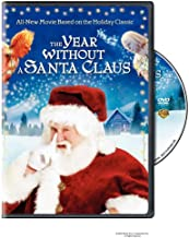Year Without a Santa Claus-Live DVD