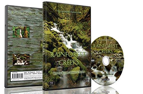 Natur DVD – Regenwald Flüsse - Regenwald Szenen mit natürlichen Geräuschen