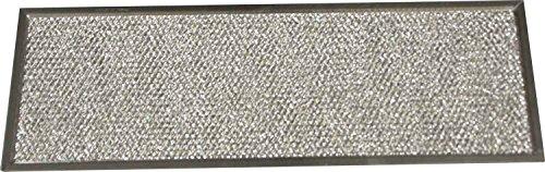 FILTRE GRAISSE METALLIQUE 525 X 185 M/M POUR HOTTE THERMOR - 74X2076