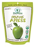 NATIERRA Nature's All Foods Organic Freeze-Dried Apples | Non-GMO & Vegan | 1.5 Ounce
