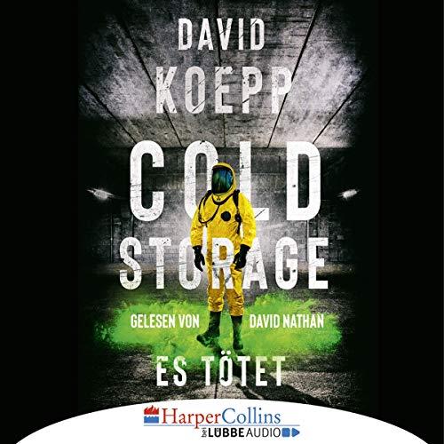 Cold Storage - Es tötet cover art