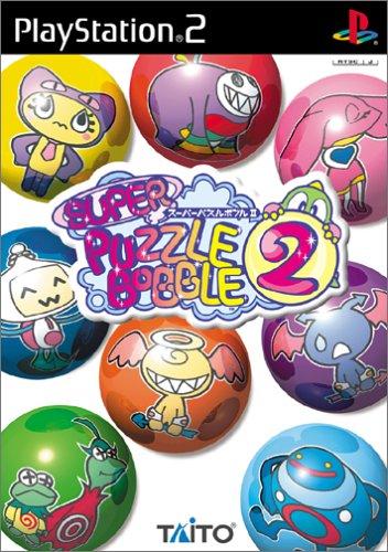 Puzzles Super Bobble