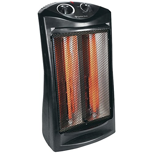 CCC Comfort Zone Radiant Quartz Tower Heater