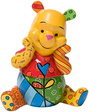 Disney by Britto Winnie the Pooh Stone Resin Figurine