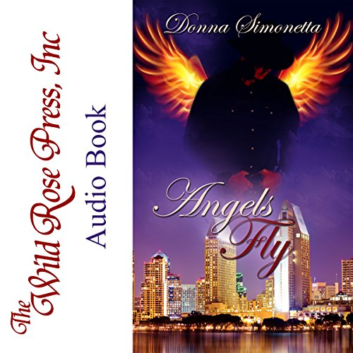 Angels Fly audiobook cover art