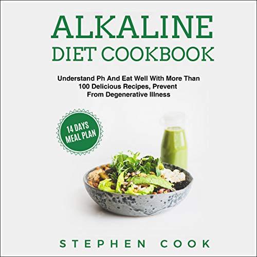 Alkaline Diet Cookbook cover art