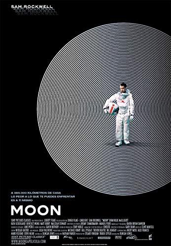 Moon - Bd [Blu-ray]