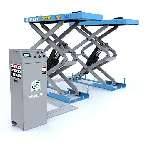 Hebebühne Schere hydraulisch UF 3.0 Tonnen 400V Höhe: 2.03m RP-8503P