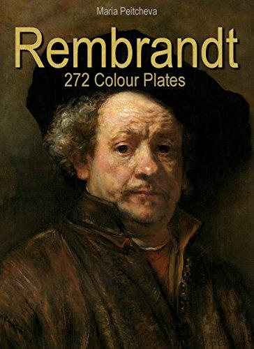 Rembrandt: 272 Colour Plates (English Edition)