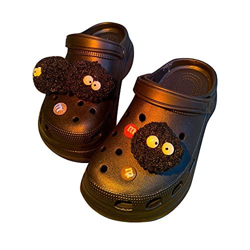 WQSM Crocs Broken Shoes Accessoires Boucle De Chaussure Chaussures Décoratives Décoration Bricolage Petites Briquettes Bijoux Chaussures Décoratives Sandales À Fleurs Pantoufles Chaussures Pour Hommes