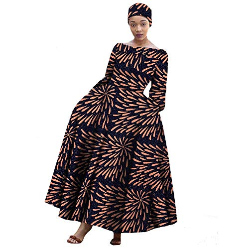 RealWax Dress For Women Party Wear For Girls Women Wax Ball Gown Cocktail+Headwrap