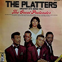 Platters, The - The Great Pretender - The Greatest Hits Series Vol. 1 - Mr. Pickwick - MPD 014