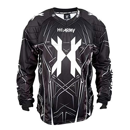 HK Army Paintball Trikot HSTL Line Jersey schwarz/grau, Größe:XL
