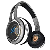 SMS Audio STREET by 50 Negro Supraaural Diadema auricular - Auriculares (Supraaural, Diadema, Alámbrico, Negro)