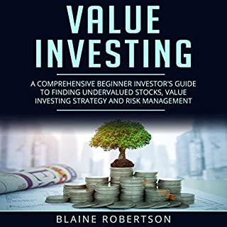 Value Investing audiobook cover art