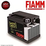 BATTERIA MOTO FIAMM AGM FTX14-BS 12V 12Ah CON LIQUIDO (CORRIS.YUASA = YTX14-BS)