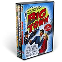 Big Town: Movie Collection [DVD]