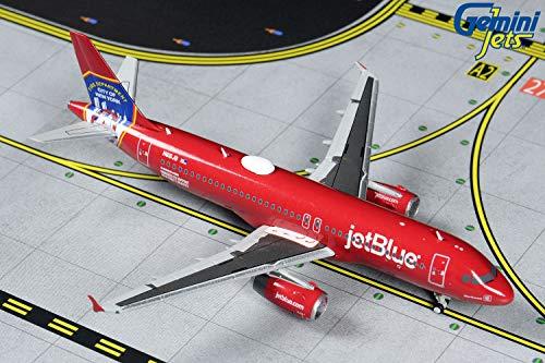 Gemini JETBLUE A320 1/400 FDNY