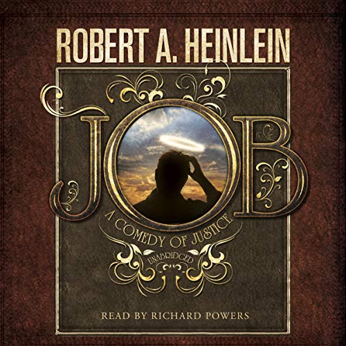 Job Audiobook By Robert A. Heinlein cover art