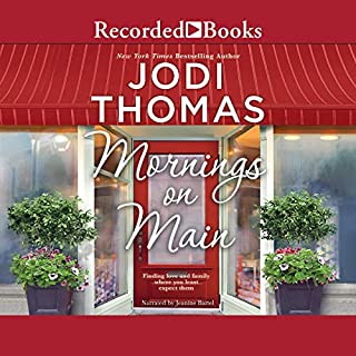 Mornings on Main audiobook cover art