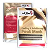 10 x Pairs Of Exfoliating Foot Mask Peeling Feet Masks Pair, Exfoliator, Exfo... by <span class='highlight'>Infinitive</span> <span class='highlight'>Beauty</span>