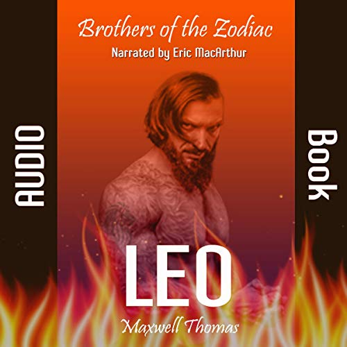 Leo audiobook cover art