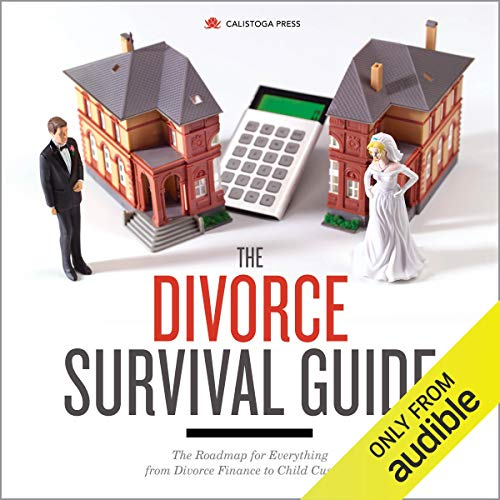The Divorce Survival Guide audiobook cover art