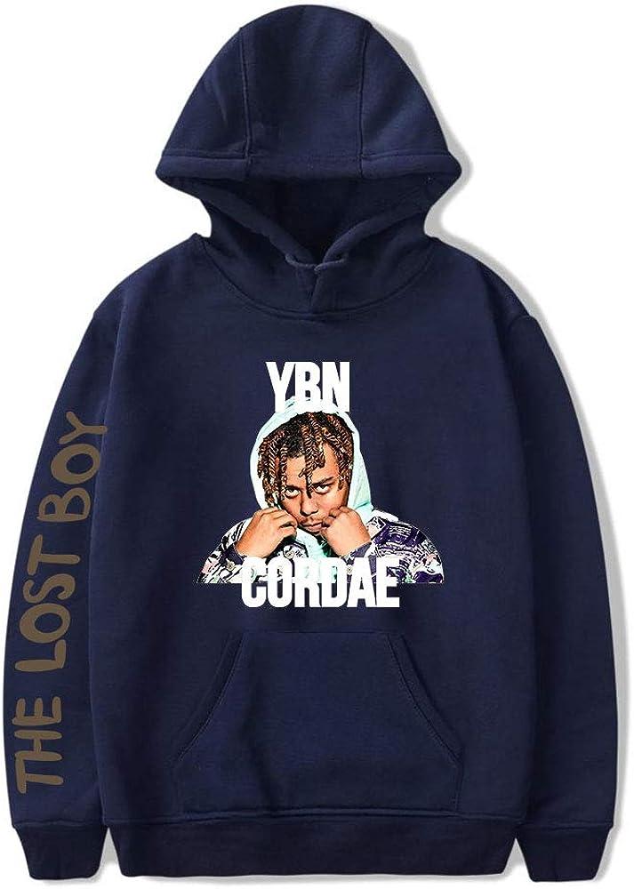 Unizka Ybn Cordae Superlatite Hoodie Casual Hip Thin Ranking TOP20 Tra Rapper Hop Pullover