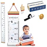 Growth Chart for Kids by Baby Proof - Measuring Height Chart and Kids Decor! Meaningful Me...