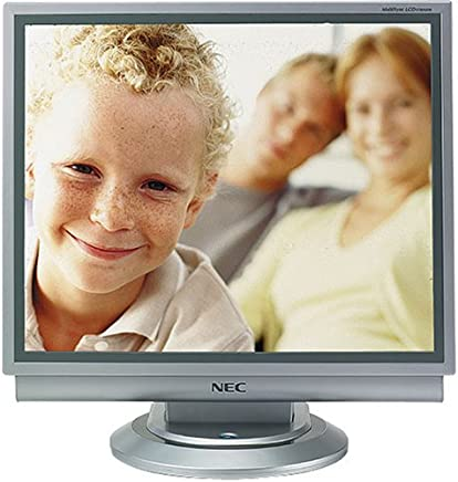 "NEC MultiSync LCD1735NXM 17"" LCD Monitor with blue cabinet"