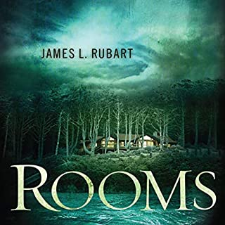 Rooms audiobook cover art