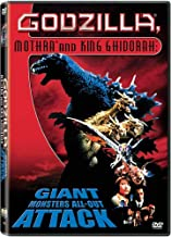 Godzilla, Mothra and King Ghidorah: Giant Monsters All-Out Attack