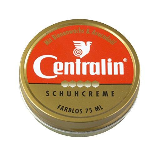 Centralin Schuhcreme farblos 75 ml