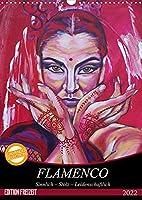 Flamenco (Wandkalender 2022 DIN A3 hoch): Sinnlich - Stolz - Leidenschaftlich (Monatskalender, 14 Seiten )