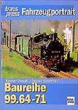 Baureihe 99.64-71. transpress Fahrzeugportrait. - Reiner Preuss