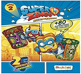 Inny SuperZings 2 kryjĂlwka – DuoPack [FIGURKA]