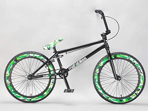 Mafiabikes 20 Zoll BMX Bike Kush 2+ Verschiedene Farbvarianten (Black camo)