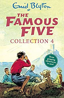 The Famous Five Collection 4: Books 10-12 (Famous Five: Gift Books and Collections) by [Enid Blyton]