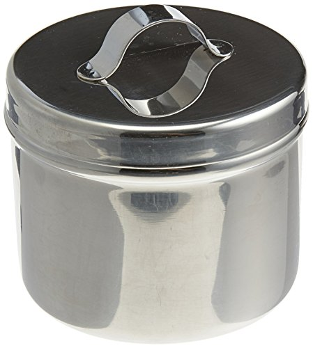 Grafco 3238 Ointment Jar with Strap Handle Cover, 2-1/2