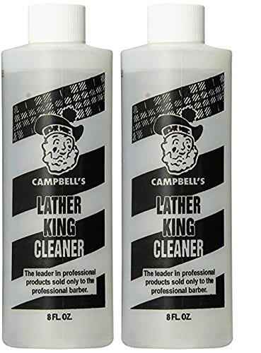 Campbell's Lather King Cleaner, 8 Ounce (2 Pack)