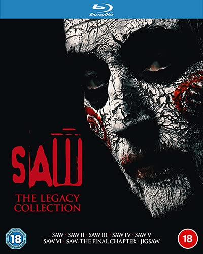 Saw: Legacy Collection (2021 Edition) [Blu-ray]