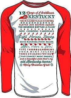 Kentucky's 12 Days of Christmas Shirt