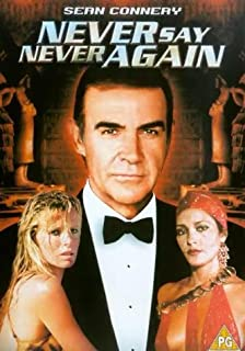 Never Say Never Again [DVD] [1983] (B00005ABTT) | Amazon price tracker / tracking, Amazon price history charts, Amazon price watches, Amazon price drop alerts