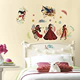 RoomMates RMK3294SCS Princess Elena of Avalor Peel and Stick Wall Decals