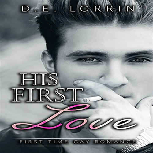 Gay Romance: His First Love audiobook cover art