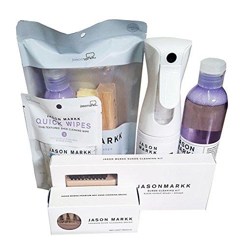 Jason Markk Unisex Ultimate Shoe Cleaning Kit (Combo) White