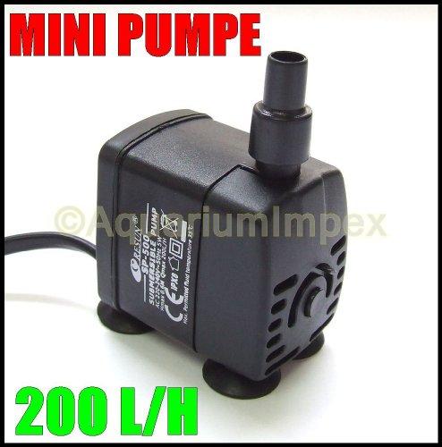 ICA SP500 Tauchpumpe SP Mini