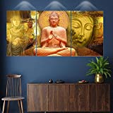Usage : It can be used for Living room,Home dÃcor and for gifting purposes Size:-12 inch X 27 inch Painting paintings art print digital ganesha flower modern art wall decals sticker print poster gift radha krishna buddha vastu seven running horse gan...