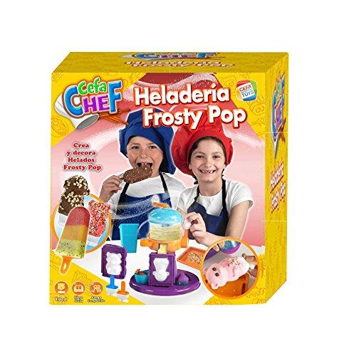 Heladera con diferentes formas de animales Fabrica helados de tantos sabores como quieras Utiliza toppins y personalízalo como quieras