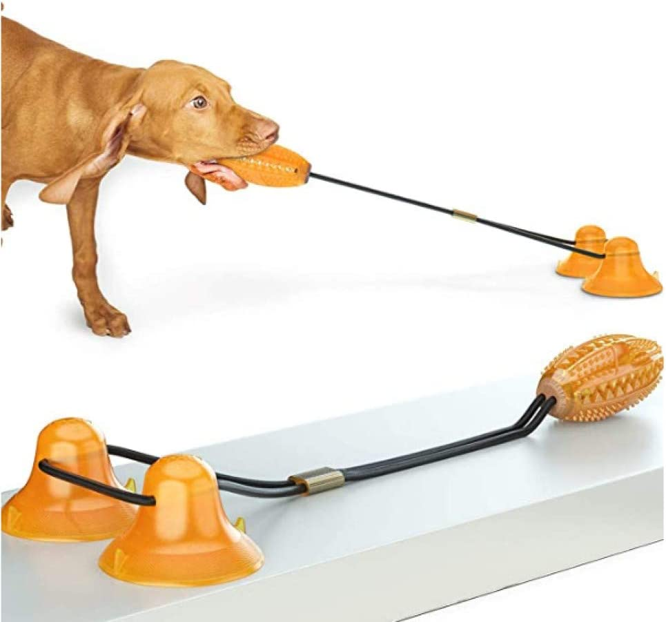 DCPPCPD Dog Suction Rope Sales for sale Toy Ranking TOP13 Tug 2 Mo Cups with